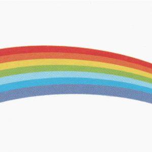 Painel-arco-iris