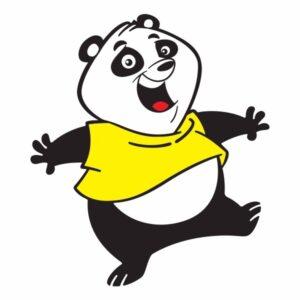 painel-urso-panda