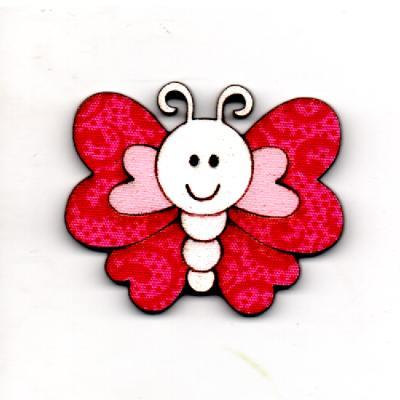 botão-madeira-borboleta