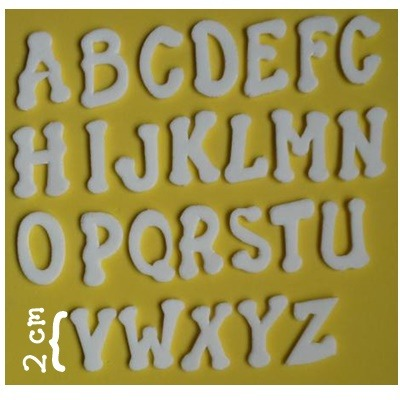 mini alfabeto