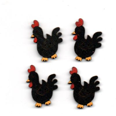 botão-madeira-galinha