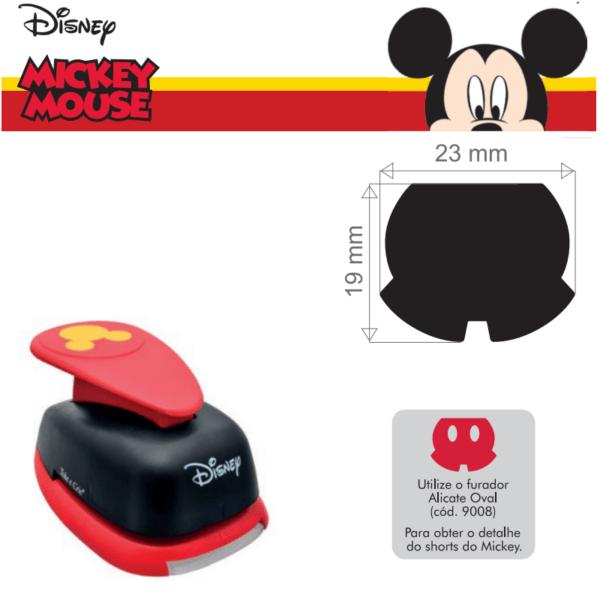 Furador Jumbo  Disney - Shorts Mickey 1